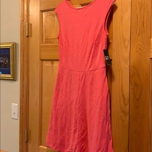 Knit casual dress. New never worn